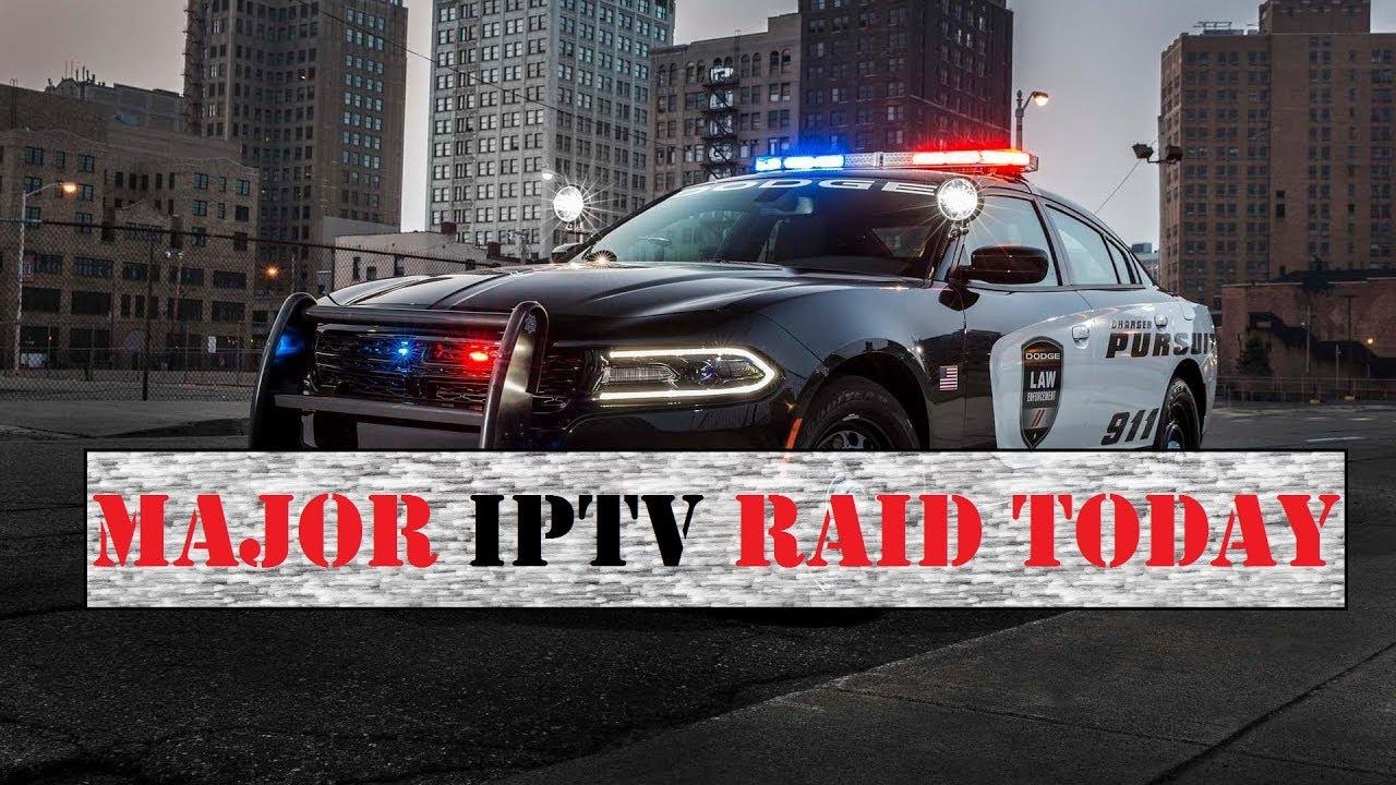 IPTV shut down Today !