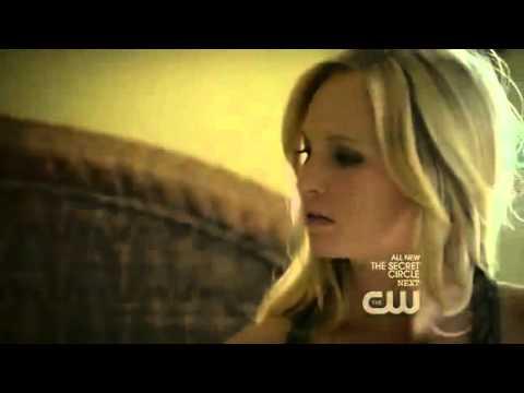 The Vampire Diaries 3x11 - Klaus gives Caroline birthday present