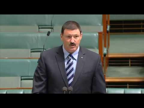 House of Representatives Speech - AUSTRALIA UNITED STATES ALLIANCE
