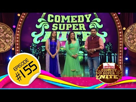 Comedy Super Nite with Sona Nair │സോനാ നായർ│CSN  #155