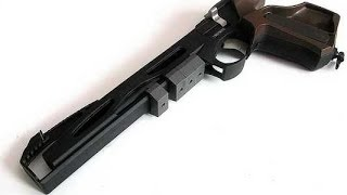 видео Пневматический пистолет МР-672-02 (спорт. с баллоном)