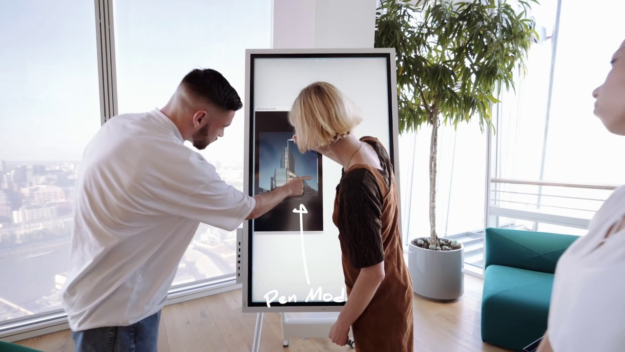Let's Flip. Welcome to your best work life. I Samsung