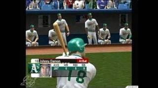 World Series Baseball 2K3 Xbox Gameplay