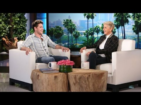 Niall Horan - Who'd You Rather On Ellen...