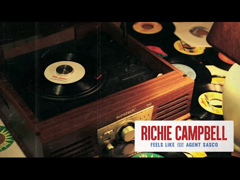 Richie Campbell - Feels Like ft. Agent...