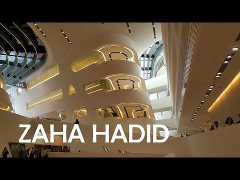 ZAHA HADID | Learning Centre University of Economics Vienna