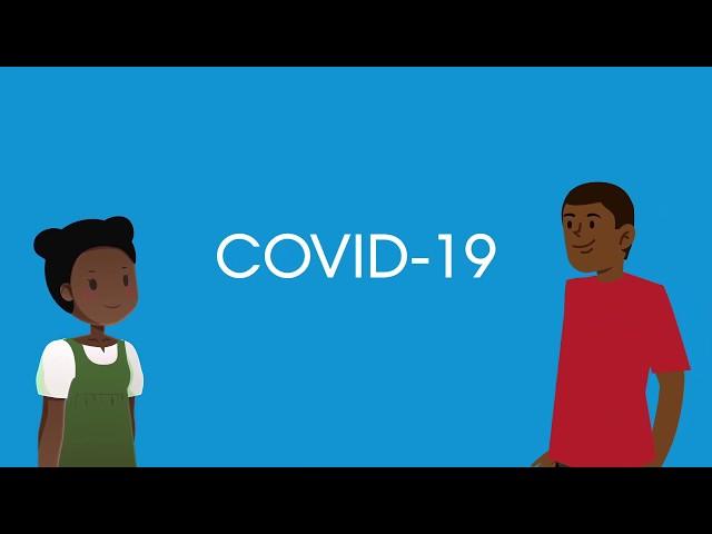 Zambia Project COVID-19 Public Health animation