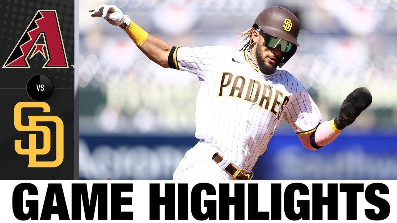 Download Padres vs. D-backs Game Highlights (4/1/21)   MLB Highlights