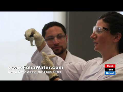 Drinking Water for the Developing World - The Power of Paper - Folia Water Filters