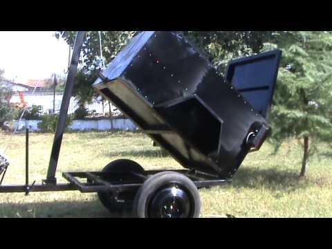 dump trailer for atv serres greece