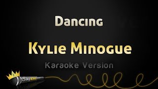 Kylie Minogue dancing Karaoke video lyrics instrumental