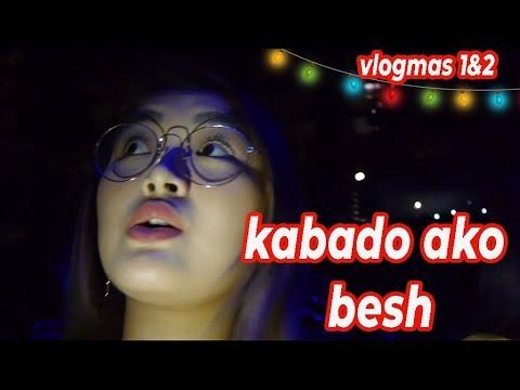 May nangyari sa concert ni Mika Salamanca.. Vlogmas1&2 | Arah Virtucio