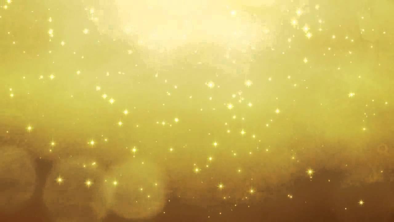 Falling Glitter Wallpaper Gold Glitter Loop Video Background Youtube