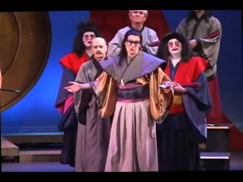 The Mikado - Little List Song - Lyric Theatre June 2010