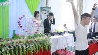 Chú rể Chơi DJ trong đám cưới - Có anh ở đây rồi