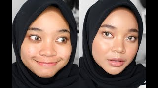 Quick Everyday Makeup Tutorial + Daily Routine For Whitening & Night Care | Klairs Skincare REVIEW