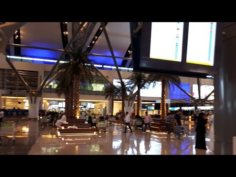 DUBAI INTERNATIONAL AIRPORT UAE - The largest Airport Terminal in the world |