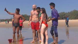 Baga  Beach Goa 2019