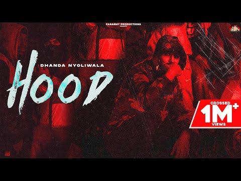 Hood (Official Video)   Dhanda Nyoliwala   New Haryanvi Songs Haryanavi 2021