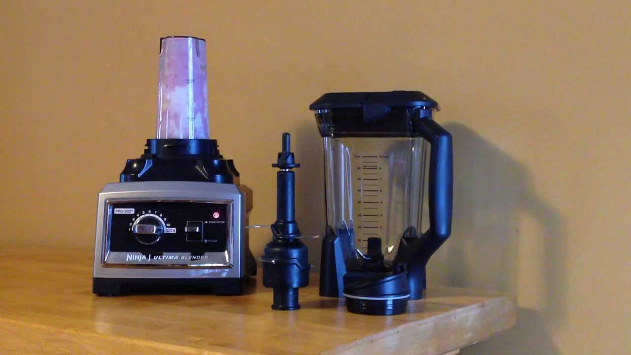 Ninja Ultima Blender Performance Review