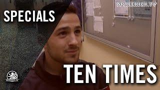 Ten Times mit Amir Ohadi (SD Croatia) | SPREEKICK.TV