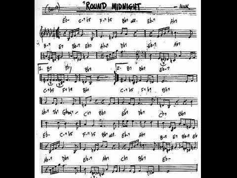 Klaanegemaane Round Midnight Instrumental Youtube