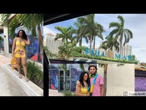 VACATION VLOG: Nassau, Bahamas !!! Graduation Trip ⛵️🏝