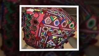 История рукоделия. Индийская вышивка. Шиша