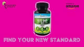 Keto BHB (c) Salt Supplements! Enhance your ketogenic lifestyle!