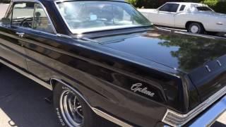 1965 Black Comet