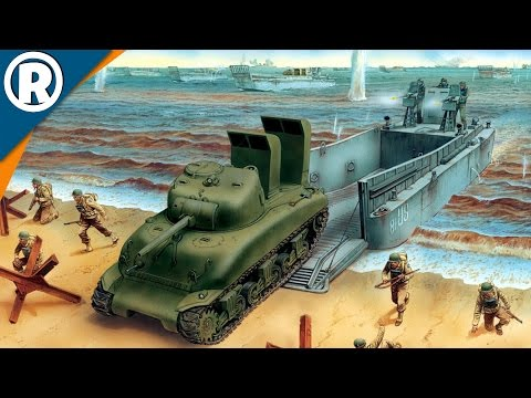 OMAHA BEACH 1944 | German Defense | Men of War: Assault Squad 2 [MOD] Gameplay