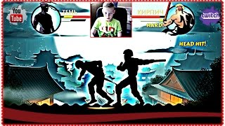 Shadow Fight 2 - БИТВА С ЭДВИНОМ #3 Мои игры на планшете Обзор Android Gameplay IMAC