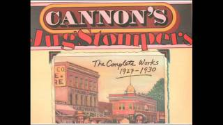 gus cannons jug stompers  viola lee blues