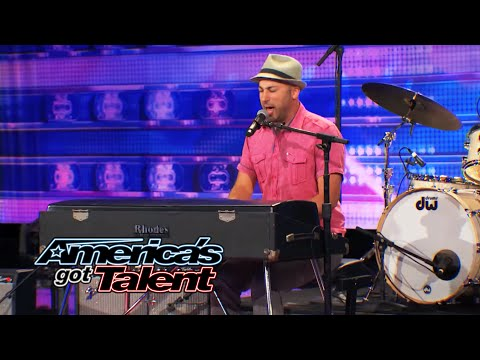 Jonah Smith: Singer-Songwriter Has a Hit With Soulful Original Song - America's Got Talent 2014