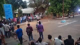 Sai Pallavi and Nani shooting in Warangal