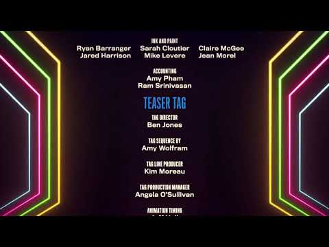 Teen Titans Go! To The Movie (2018) End Credits Edited