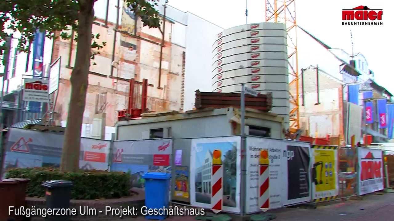 Bauunternehmen Ulm image teaser bauunternehmen maier ulm