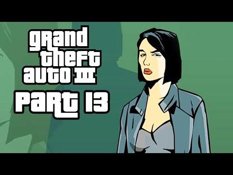 Grand Theft Auto 3 PS4 Gameplay Walkthrough Part 13 - Espresso-2-Go & S.A.M