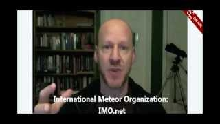 Q&BA: How do Mars meteorites get to Earth?