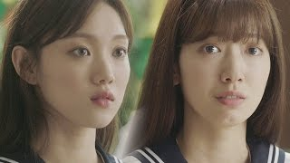 Park Shin Hye, gets highest grade on math in class! 'Touching moment' 《The Doctors》 닥터스 EP02