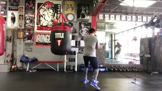 Quick Tips on How to Hit a Double End Bag
