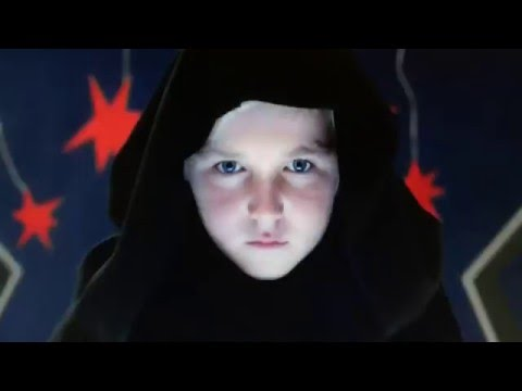 BIGGS DARKLIGHTER aka GARRICK HAGON IN STAR WARS HP TV AD