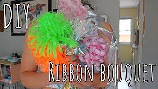 DIY | Bridal Shower/Wedding Ribbon Bouquet