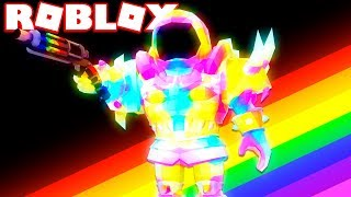 'NEW' RAINBOW DOMINUS ARMOR IN ROBLOX!