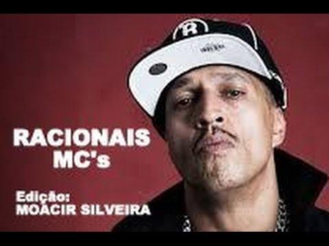 DIÁRIO DE UM DETENTO com RACIONAIS MC's, edição MOACIR SILVEIRA
