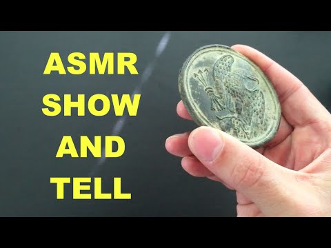 ASMR Sleep Aid: Antique Show and Tell