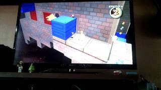 Muy Confuso!! / Mario Galaxy 2 ( Muralla Canalla )