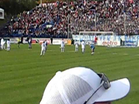 Final USL 2009 Montreal vs Vancouver match retour / 1er but Impact