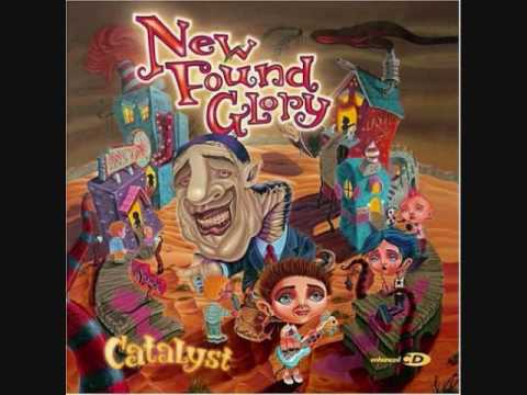 Truth of My Youth ~ New Found Glory - Catalyst