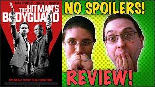 REVIEW! The Hitman's Bodyguard NO SPOILERS - Ryan Reynolds Movie 2017